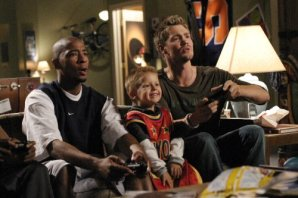 Chad Michael Murray & Antwon Tanner & Jackson Brundage