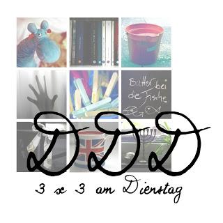 Logo 3x3 Dienstag
