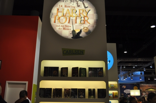 Potter-Aufsteller
