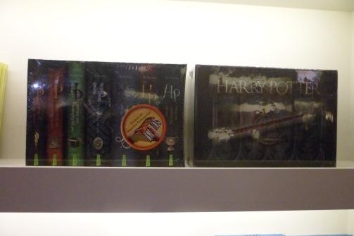 Die neuen Potter-Bände :)